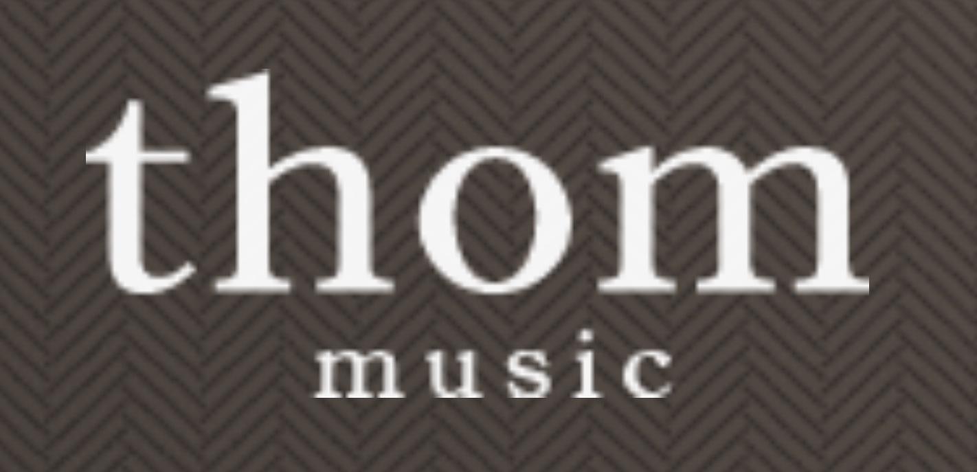 Thom Music Logo